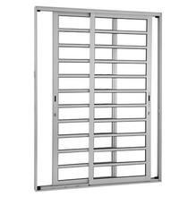 Porta Alumif Co Hor 2Fm Bco 216X160X9,2