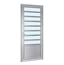 Porta Alumifort Ab D/H Vmb Bco 216X88X5,4D