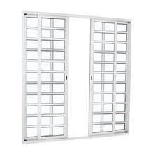 Porta Alumifort Co Dh 4F Bco 216X250X8,7