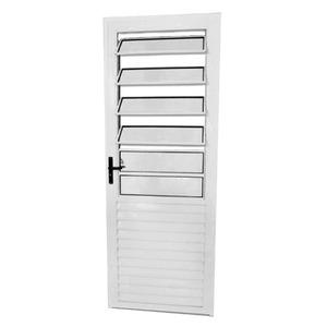 Porta Alumínio 210x80cm Habitec