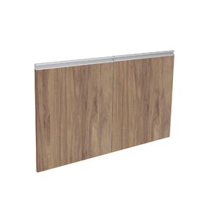 Porta Amendoa Rustica 69,7x59,7x1,8cm Grenoble Delinia