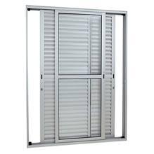 Porta Bal Alumif Cor 3Fm Bco 216X160X13