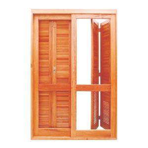 Porta Balcão  Madeira 213X120 Madecen