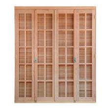 Porta Balcão  Madeira 213X140 Rondosul