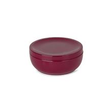 Porta Bijuterias Plástico Savon Red Wine 5,5x12,7x12,7 Sensea