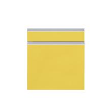 Porta com Gaveteiro Cristallo Amarelo 70x60x50cm Grenoble Delinia