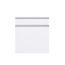 Porta com Gaveteiro Cristallo Branco 70x60x50cm Grenoble Delinia