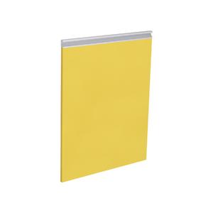 Porta Cristallo Amarela Direita 69,7X42x1,8cm Grenoble Delinia