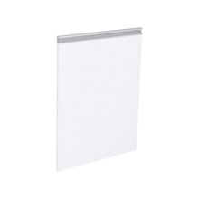 Porta Cristallo Branca Direita 69,7X42x1,8cm Grenoble Delinia