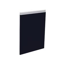 Porta Cristallo Preto Direita 69,7X42x1,8cm Grenoble Delinia