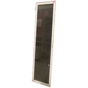 Porta de Alumínio Modelo 403 Vidro Roxo 1935x480 JR Madeiras