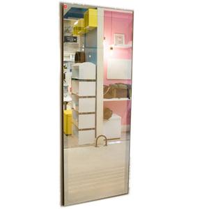 Porta de Alumínio Modelo 412 Vidro Reflecta BZ 1940x750 JR Madeiras