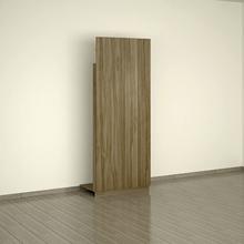 Porta de Closet Módulo 3 Nogal 213,9x44,9x1,5cm Toulon Spaceo