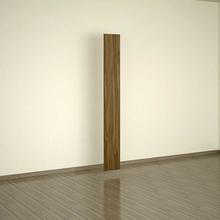 Porta de Closet Módulo 4 Nogal 213,9x30x1,5cm Toulon Spaceo