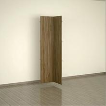 Porta de Closet Módulo 7 Nogal 213,9x50,2x1,5cm Toulon Spaceo