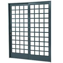 Porta de Correr  Aço 217X160 Sasazaki