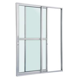 Porta de Correr  Alumínio 214X160 Gravia