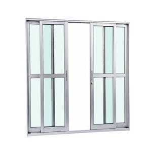 Porta de Correr  Alumínio 214X250 Gravia