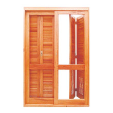 Porta de Correr  Madeira 213X160 Madecen