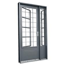 Porta de Giro  Aço 215X120 Gravia