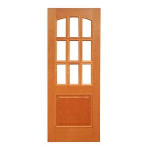 Porta Decorada 210x70cm Angelim Fuck