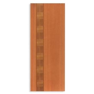 Porta Decorada em Madeira 210x70cm Jequitiba Camilotti