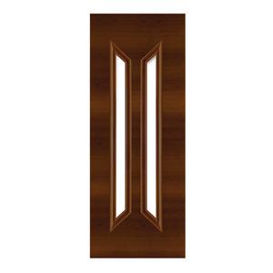 Porta Decorada em Madeira 210x70cm Randa
