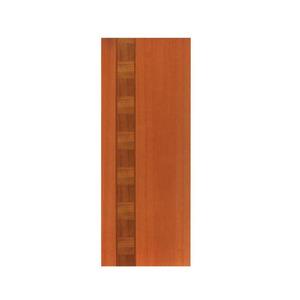 Porta Decorada em Madeira 210x82cm Jequitiba Camilotti