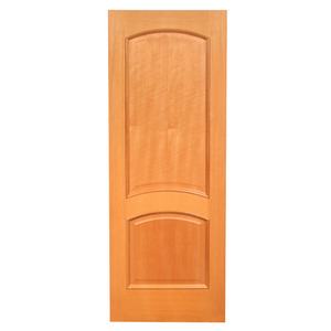 Porta Decorada em Madeira 210x90cm Imbuia Fuck