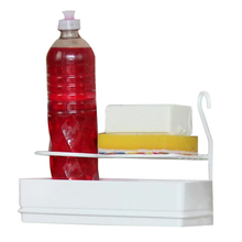 Porta Detergente Branco Metaltru