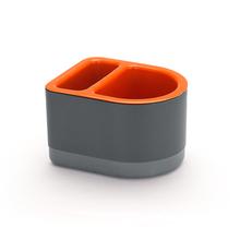 Porta Detergente e Bucha Plástico Laranja By Arthi