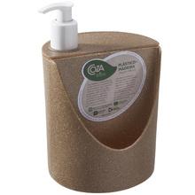 Porta Detergente e Sabão Plástico 18x12x11cm 40837 Brinox
