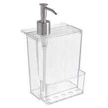 Porta Detergente 600 ml Plástico Cristal Organizadores Coza