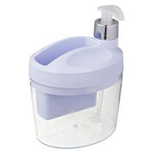 Porta Detergente  Plástico Incolor Arthi
