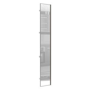 Porta Dobradiça 40cm Espelho