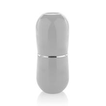 Porta Escova de Dente com Tampa Branco em Plástico New Belly Ou