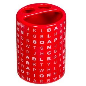 Porta Escova Letras VM