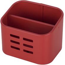 Porta Esponja com Furo Vermelho Importado