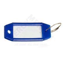 Porta Etiqueta Azul Para Chaves 2524 Sr Fechaduras