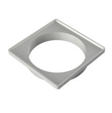 Porta Grelha Alumínio Alumínio Quadrado Sem fecho 15cm Tigre