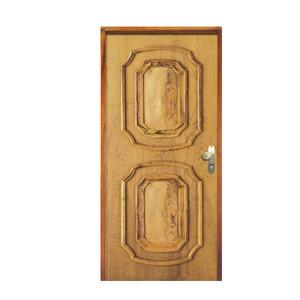Porta Madeira 210x82cm Esquadrias Sidney