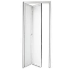Porta Montada Camarão Vidro Metal Alumínio Esquerdo 2,15x0,78m 3A