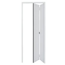 Porta Montada Camarão lambril Alumínio Direito 2,10x0,60m Home 3A Alumínio
