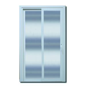 Porta Montada com Proteção Térmica Balcão Lisa PVC 2,15x1,20m Selbach