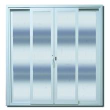Porta Montada com Proteção Térmica Balcão PVC 2,15x2,00m Selbach