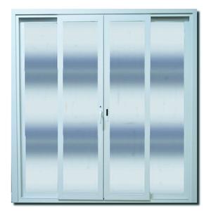 Porta montada balc o pl stico pvc 2 15x2m shine leroy merlin - Porta pvc leroy merlin ...