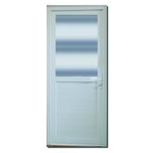 Porta Montada com Proteção Térmica de Giro Lambri PVC Esquerdo 2,10x0,90m Selbach