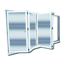 Porta Montada com Proteção Térmica Sanfonado Lisa PVC Direito 2,15x2,00m Selbach