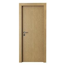 Porta Montada Freijó 210x60cm Direito Concrem Wood