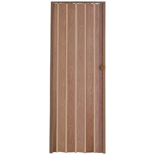Porta Montada Sanfonado de PVC Acacia Ambos os Lados 2,10x 0,60m Araforros
